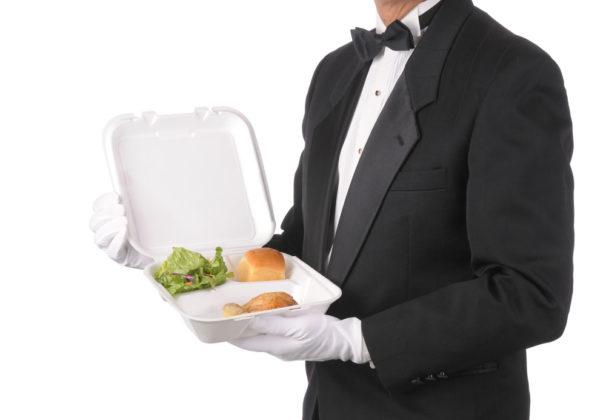 Доставка обедов из ресторана